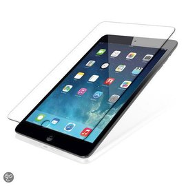 Merkloos Glazen Screen protector Tempered Glass 2.5D 9H (0.3mm) voor iPad Mini 2