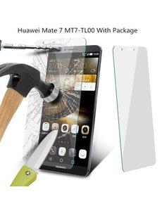 Merkloos Huawei Mate S Antiburst Tempered glass / Screenprotector -
