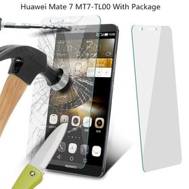 Merkloos Huawei Mate S Antiburst Tempered glass /  Screen Protector -