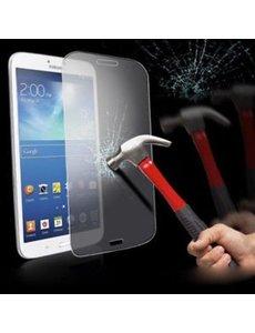 Merkloos Samsung Galaxy Tab 3 8 inch (T3100) Glazen Screenprotector Tempered Glass (0.3mm)