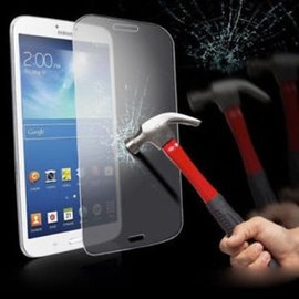 Merkloos Samsung Galaxy Tab 3 8 inch (T3100) Glazen Screen protector Tempered Glass 2.5D 9H (0.3mm)