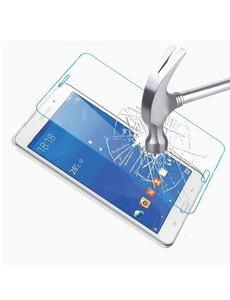 Merkloos Samsung Galaxy Tab E SM- T560 Tempered glass / Screenprotector -