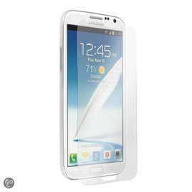 Merkloos Glazen Screen protector Tempered Glass 2.5D 9H (0.3mm) voor Samsung Galaxy Note 2