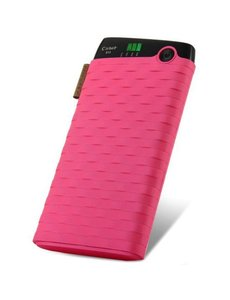 Cager Cager Powerbank 6000 mAh Power Pack Roze