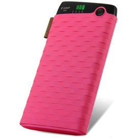 Nillikin Cager Powerbank 6000 mAh Power Pack Roze