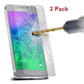 Merkloos 2 stuks Galaxy A3 (2016) glazen Screen protector Tempered Glass