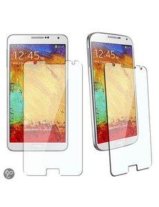 Merkloos Samsung Galaxy Note 3 Neo Tempered Glass Glazen Screenprotector (0.3mm)