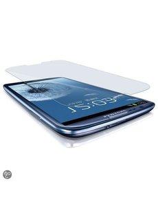 Merkloos Glazen Screenprotector Tempered Glass (0.3mm) voor Samsung Galaxy S3