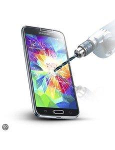 Merkloos Glazen Screenprotector Tempered Glass (0.3mm) voor Samsung Galaxy S5
