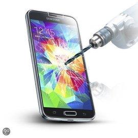Merkloos Glazen Screen protector Tempered Glass 2.5D 9H (0.3mm) voor Samsung Galaxy S5
