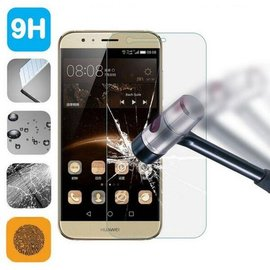 Merkloos Huawei  G8 tempered glass / screen protector