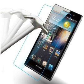 Merkloos Huawei Ascend P6  Tempered Glass Screen protector  2.5D 9H (0.26mm)