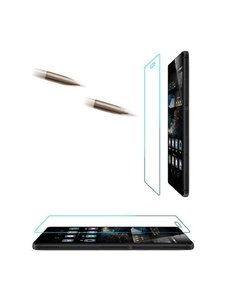 Merkloos Huawei Ascend P8 Mini Glazen Screenprotector (0.26mm)