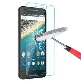 Merkloos Huawei Nexus 6P tempered glass / Glazen screen protecor