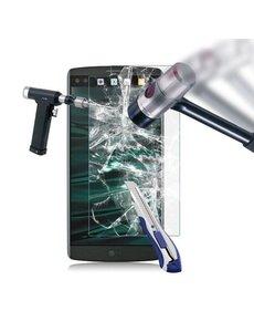 Merkloos LG V10 High quality Screenprotector / Tempered glass