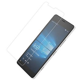 Merkloos Microsoft Lumia 950 tempered glass / glazen protector