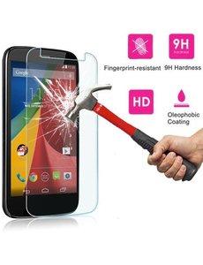 Merkloos Motorola Moto G3 (3rd gen) Glazen Screenprotector (0.26mm)