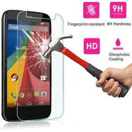 Merkloos Motorola Moto G3  (3rd gen)  Tempered Glass Screen protector  2.5D 9H (0.26mm)