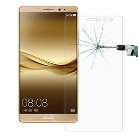 Merkloos Nieuwe Huawei Mate 8 Tempered glass / screen protector