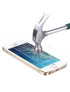 Merkloos iPhone SE / 5 / 5S / 5C explosion proof glazen Glazen Screenprotector