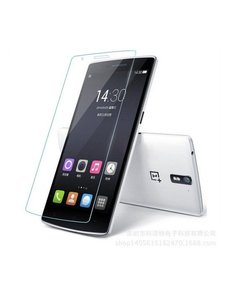 Merkloos OnePlus X glazen Screenprotector Tempered Glass (0.3mm)