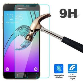 Merkloos Samsung Galaxy A3 (2016 A310F) Screen protector / Anti - Crash Tempered glass
