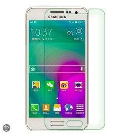 Merkloos Samsung Galaxy A3 Glazen Screen protector Tempered Glass 2.5D 9H (0.3mm)