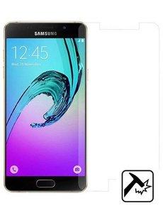 Nillikin Samsung Galaxy A5 (2016) Glazen Screenprotector