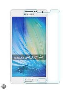 Merkloos Samsung Galaxy A5 Glazen Screenprotector Tempered Glass (0.3mm)