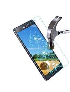 Merkloos Samsung Galaxy A7 (2016) Glazen Screenprotector Tempered Glass (0.3mm)