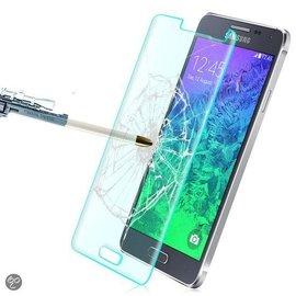 Merkloos Samsung Galaxy Alpha (G850) Glazen Screen protector Tempered Glass 2.5D 9H (0.3mm)
