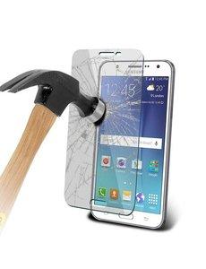 Merkloos Samsung Galaxy J5 Glazen Screenprotector