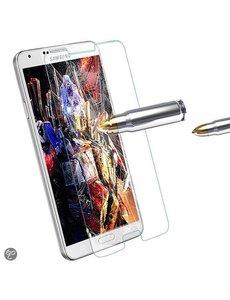 Merkloos Samsung Galaxy Note 3 Glazen Screenprotector Tempered Glass (0.3mm)