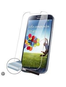 Merkloos Samsung Galaxy S4 Glazen Screenprotector Tempered Glass (0.3mm)