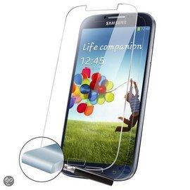 Merkloos Samsung Galaxy S4 Glazen Screen protector Tempered Glass 2.5D 9H (0.3mm)