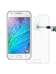 Merkloos Samsung Galaxy S5 Plus SM-901F tempered glass / Screenprotector