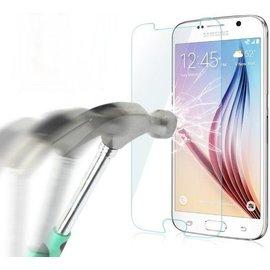 Merkloos Samsung Galaxy S6 Glazen Screen protector Tempered Glass