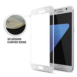 Merkloos Samsung Galaxy S7 volledige dekking screen protector / tempered glass Zliver