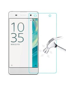 Merkloos Sony XA Screen protctor / Glazen tempered glass