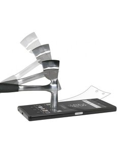 Merkloos Sony Xperia Z5 Premium tempered glass / Screenprotector
