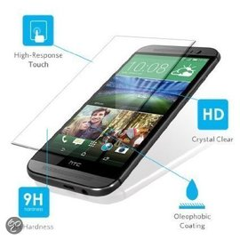 Merkloos Tempered Glass Screen protector HTC One M8