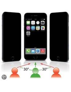 Merkloos iPhone 6 Plus Privacy Screenprotector Tempered Glass