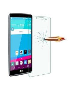 Merkloos Tempered glass / Screenprotector voor LG G4 Stylus
