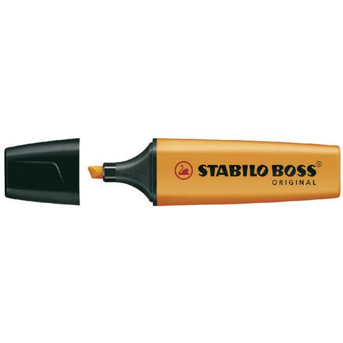 Stabilo Markeerstift STABILO original etui  à 4 kleuren