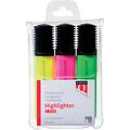 Quantore Markeerstift Quantore assorti etui à 3 kleuren