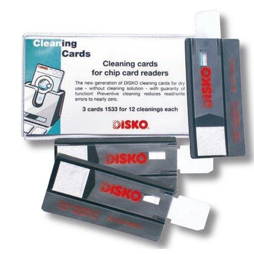 Disko Disko 1533 cleaning cards (3)