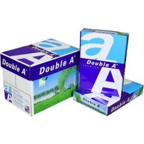DoubleA Kopieerpapier A4 Double A paper 80gr (doos a 5 pakken)