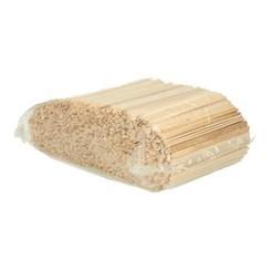 Roerstaafjes hout FSC 140mm (1000 stuks per doosje)