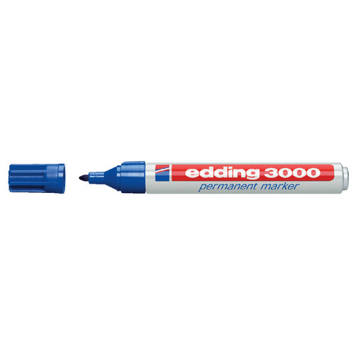 Edding 3000 permanent marker (per pak van 10)