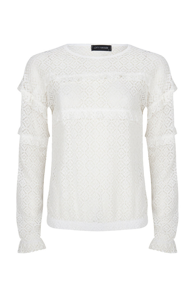 Sweater Lace Or More